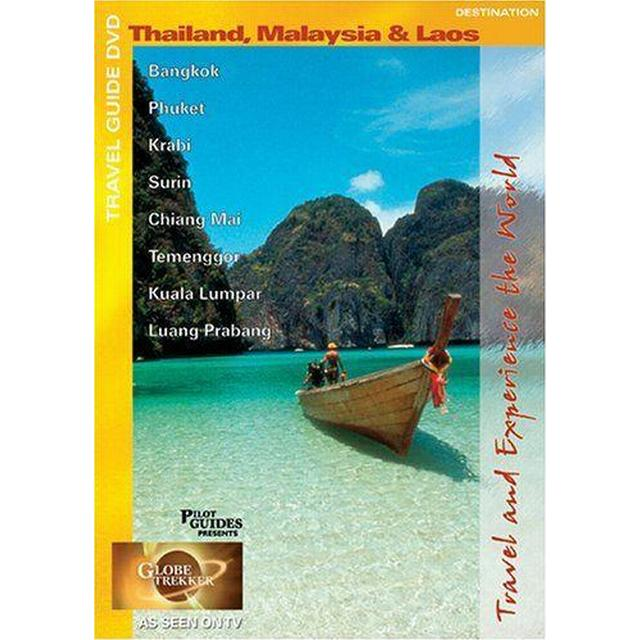 Globe Trekker: Thailand Malaysia & Laos [DVD] [Region 1] [US Import] [NTSC]